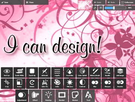 Flexee Online Image Editor